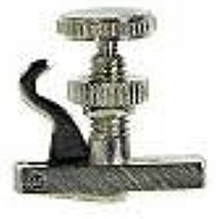 Wittner Hill-style Nickel-plated Fine Tuner for 1/4-4/4 Violin