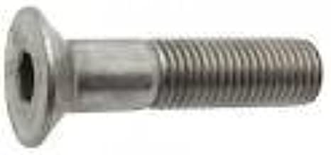 Inox A2 M6 X 30 TH DIN 933 lot de 20 Vis /à M/étaux T/ête Cylindre Hexagonal