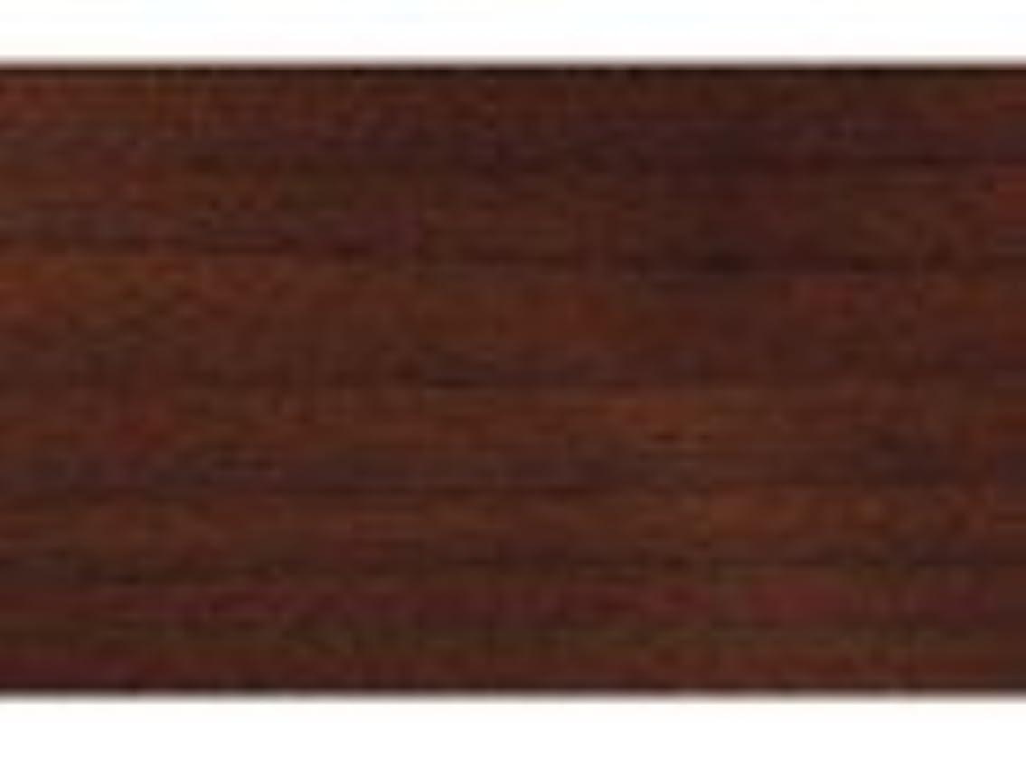 熱心朝の体操をする活気づけるパネフリ工業 木口貼りテープ 40mm×2m ウォールナット