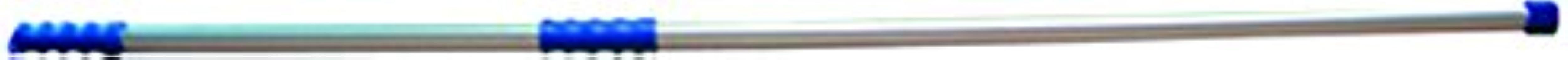 MSV 六角线茎,银色,140 厘米