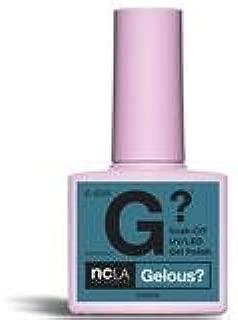 NCLA Gelous - Chaka -Teal Cream