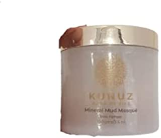 Kunuz Mineral Mud Masque Pore Pamper For Face and Body, Natural Pore Reducer and Minimizer to Help Treat Acne, Blackheads ...