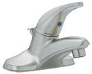 Matco-Norca 1369443 CL-500BN 4 Single Solid Lever Handle-Euro Design Lavatory Faucet