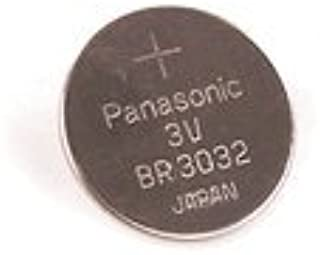 Panasonic BR3032 3V Lithium Coin Cell Battery (10 Pack)