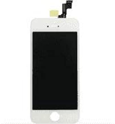 0RIGINAL LCD Display with Touch Screen Digitizer Glass Combo for iPhone 5S (White)
