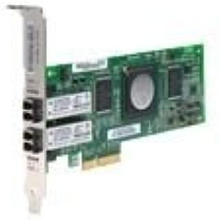 QLOGIC QLE2462-CK 4GB Dual Port FC HBA PCIE4 LC Multimodo Óptico: Amazon.es: Electrónica