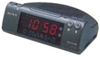 Sony Dream Machine ICF-C470 Dual Alarm AM/FM Clock Radio with Battery Backup