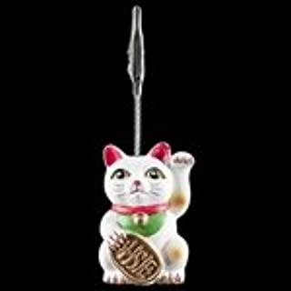 Bingo Lucky Cat Ticket Holder