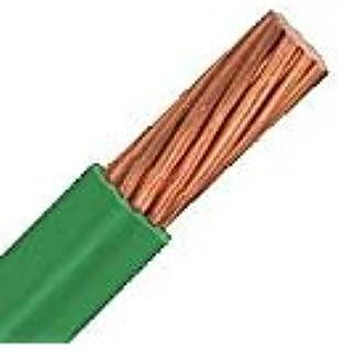 500ft 10 AWG Stranded Yellow 19 STR 90C 600V THHN/THWN-2 Cable - 500FT Reel (500FT)