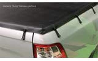 Bunji Tonneau Cover to suit Mazda Bravo Dual Cab 1999 to 2006, Fits With Head Board