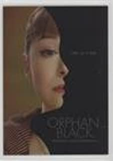 Alison Hendrix (Trading Card) 2017 Cryptozoic Orphan Black Season 2 - Cryptomium Silhouettes #S1