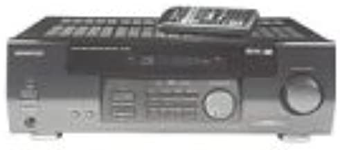 Kenwood VR-505 Surround Sound Receiver (Discontinued by Manufacturer)