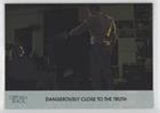 Dangerously Close to the Truth (Trading Card) 2016 Cryptozoic Orphan Black Season 1 - [Base] - Silver Foil Board #42