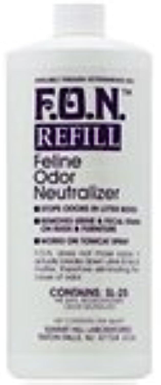 F.O.N. Feline Odor Neutralizer Refill, 32 oz. [Quart]