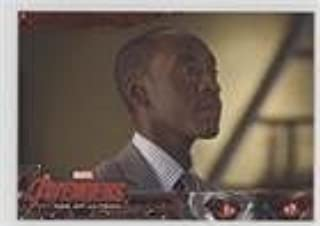 Don Cheadle Don Cheadle (Trading Card) 2015 Upper Deck Marvel Avengers: Age of Ultron - [Base] #27