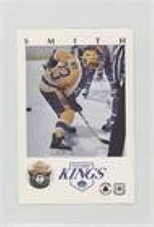 Doug Smith (Hockey Card) 1984-85 Los Angeles Kings Smokey the Bear - [Base] #15