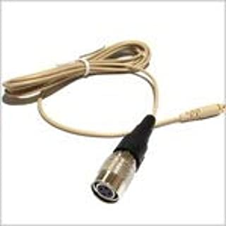 YPA AC4016ATL Detachable Cable With 4 Pin Hirose type Connector for 4016 Microphone fits Audio Technica Wireless