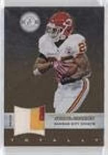 Jamaal Charles #36/49 (Football Card) 2011 Panini Totally Certified - [Base] - Totally Gold Materials Prime [Memorabilia] #41