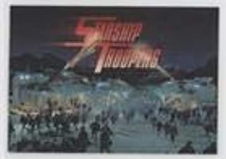 Starship Troopers (Trading Card) 1997 Inkworks Starship Troopers - [Base] #1