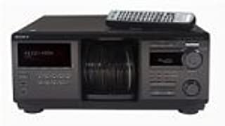 Sony CDPCX455 400 Disc MegaStorage CD Changer (Discontinued by Manufacturer) (Renewed)