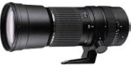 TAMRON 超望遠ズームレンズ SP AF200-500mm F5-6.3 Di キヤノン用 フルサイズ対応 A08E