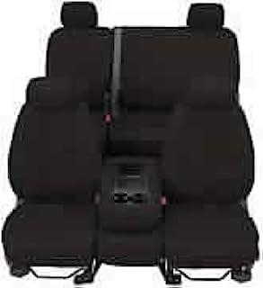 Covercraft SeatSaver Front Row Polycotton Charcoal Charcoal SS2509PCCH