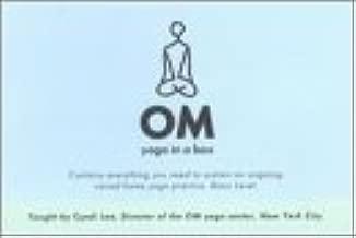 Om Yoga in a Box: Cyndi Lee: Amazon.es: Música