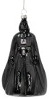 Star Wars Darth Vader Blown Glass Christmas Holiday Ornament Figure