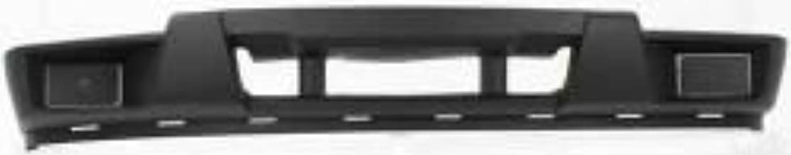 OE Replacement Chevrolet Colorado/GMC Canyon Front Bumper Cover (Partslink Number GM1000723)