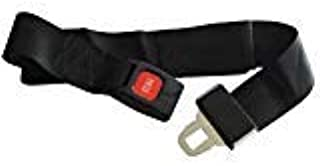 Wheelchair Positioning Belt, Auto-Style, Push-Button Buckle 48