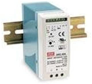 DIN Rail Power Supplies 40.02W 27.6V 0.95A W/ Battery Charger