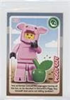 Piggy Guy (Trading Card) 2017 Lego Create the World - [Base] #131