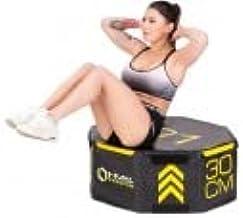 Abisal Pluyobox set met 3 boxen voor training van benen en oefeningen