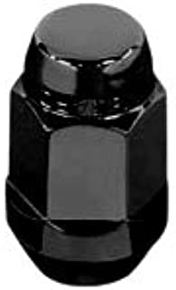 McGard 64015 Chrome/Black Bulge Cone Seat Style Lug Nuts (M12 x 1.5 Thread Size) - Set of 4