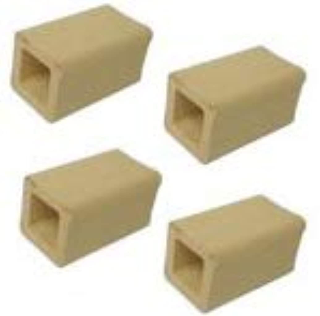 ON SALE, 3 inch Kiln Post - 4 Pack