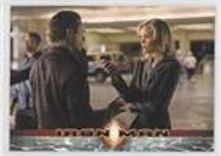 Beautiful Reporter Christine Everhart. (Trading Card) 2008 Rittenhouse Iron Man: The Movie - [Base] #06