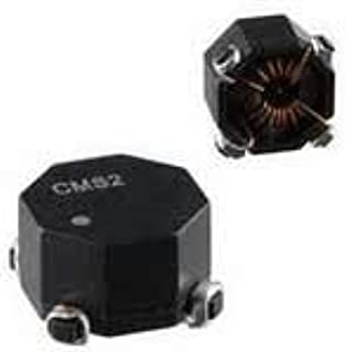 Common Mode Chokes Dual 32.8uH 100kHz 3.1A 13.8mOhm DCR SMD T//R CMS1-6-R 25 Items