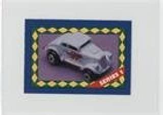 Classic Chop-Top V-8 Hot Rod (Trading Card) 1989 Publications International Micro Machines - Series 1 [Base] #17