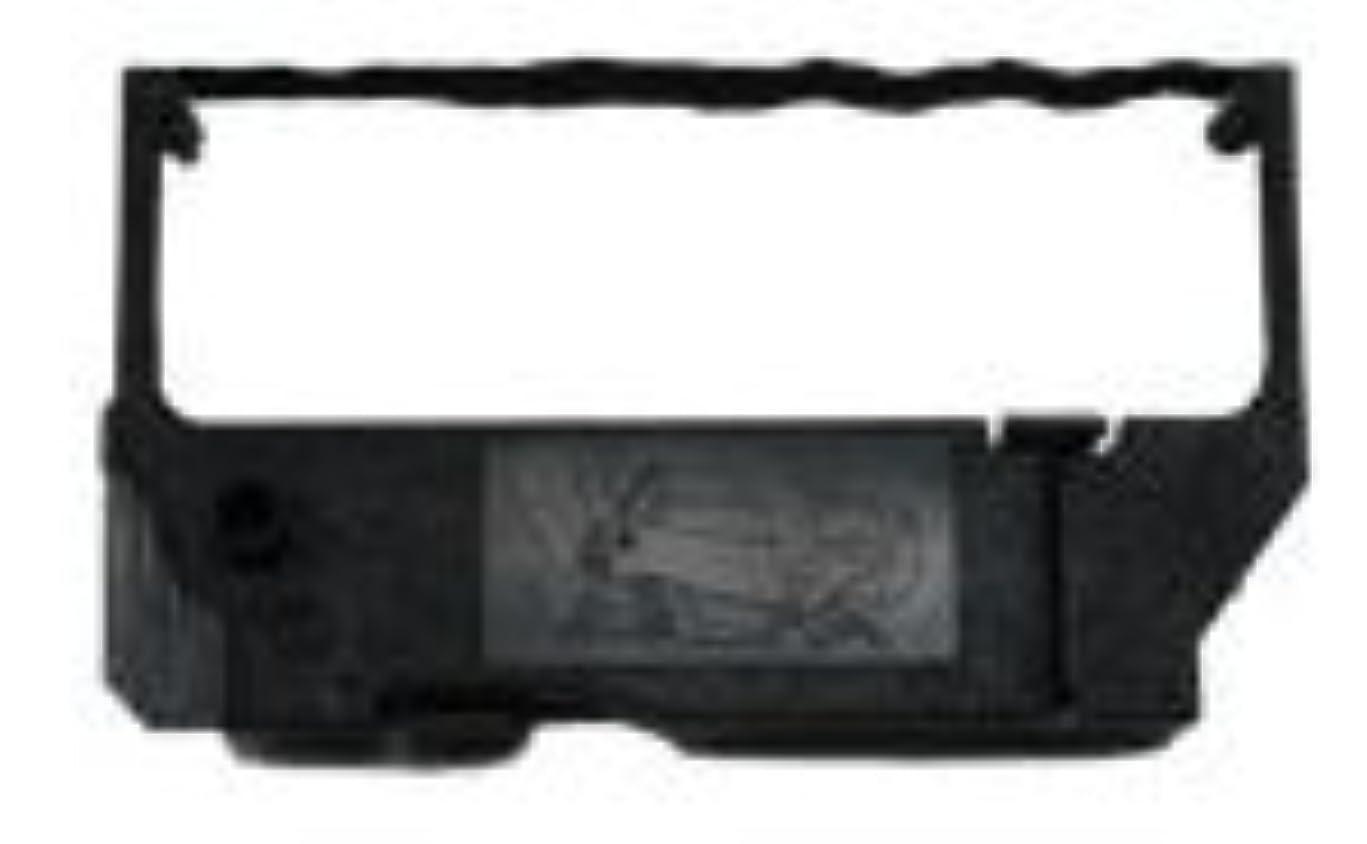 形式推定するアルプススター精密/STAR RC-200 ドットプリンタ汎用インクリボンカセット 黒 10個セット[工場直送品A]