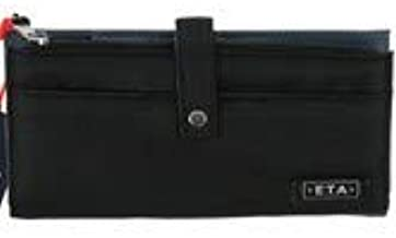 E.T.A. By Rosetti Travel Wallet RFID Protection Black