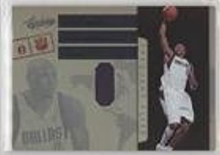 Shawn Marion #/25 (Basketball Card) 2009-10 Absolute Memorabilia - Frequent Flyer - Jersey Number Materials #8