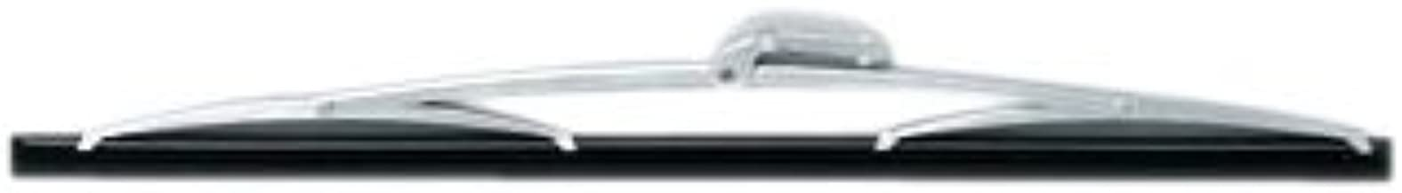 AFI 33016 Deluxe Stainless Steel Curved Marine Windshield Wiper Blade (18