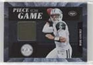 Mark Sanchez #/49 (Football Card) 2011 Panini Totally Certified - Piece of the Game - Prime #38