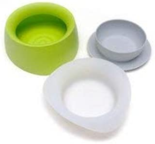 Yummy Pet Travel Dog Bowls - Key Lime - Small