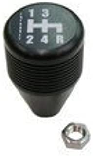 JB Custom Fabrication, Billet Aluminum Transmission Shifter Knob, Black Anodized, Laser etched NP-435 / T-19 / SM-465