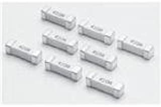 5mm Diameter x 20mm Length 1//2 Ampere Mersen GGA Glass Time-Delay Electronic Fuse 35A//10kA 250VAC//125VAC