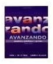 Avanzando Gramatica espanola y lectura by de la Vega, Sara L., Salazar, Carmen [Wiley,2006] (Paperback) 6th Edition