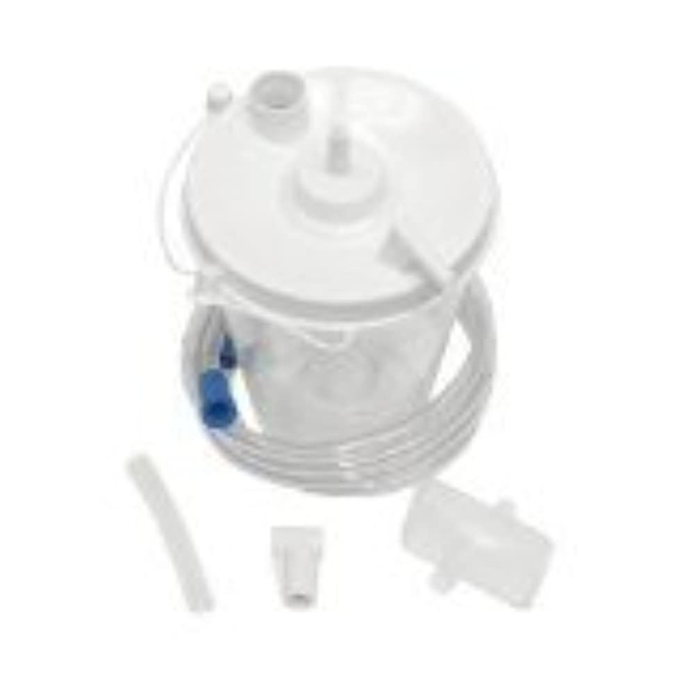 Collection Bottle Tubing Connection Kit, 800 Cc with Tubing