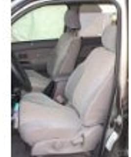 Durafit Seat Covers, Made to fit 1999-2002 4-Runner SR5 Front Low Back Sport Bucket Seat Covers in Tan Endura