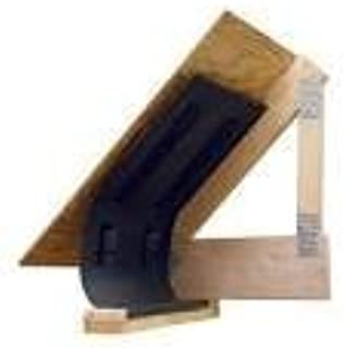 AccuVent 22.5'' x 50'' 24'' o.c Flame Retardant PVC High Energy Vent 50 Pack ACBP18415